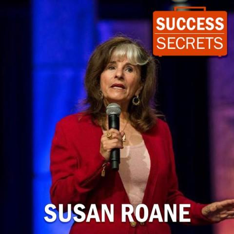 Susan RoAne Mingling Maven