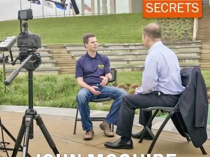 John McGuire on Feedback, Responsibility, and Community