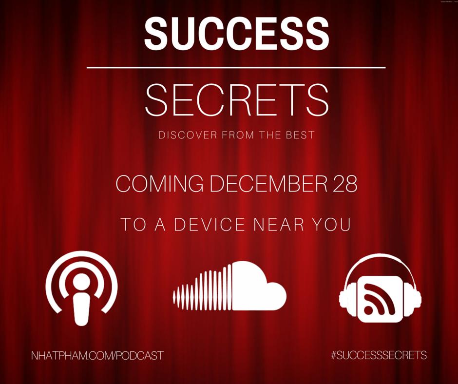 Success Secrets 12.28 Launch Banner