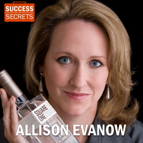 Allison Evanow Square One Organic Spirits