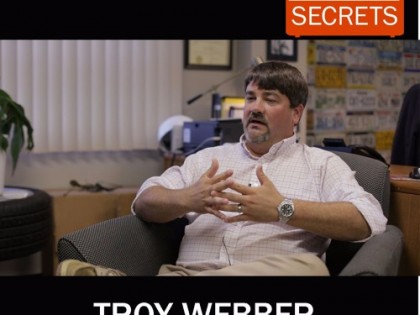 Troy Webber on Relevance, Innovation, and Maximization